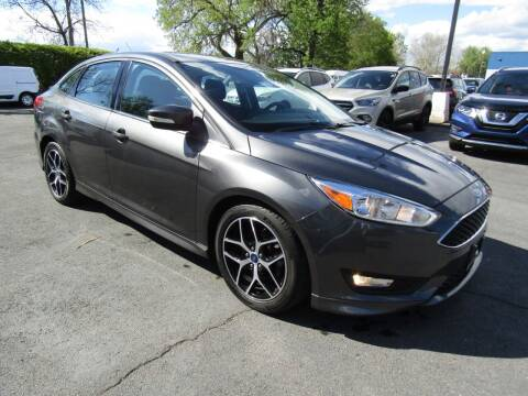 2016 Ford Focus for sale at 2010 Auto Sales in Troy NY