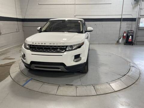 2015 Land Rover Range Rover Evoque for sale at Luxury Car Outlet in West Chicago IL