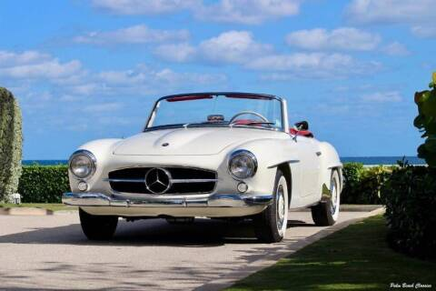 1963 Mercedes-Benz 190-Class for sale at Classic Car Deals in Cadillac MI