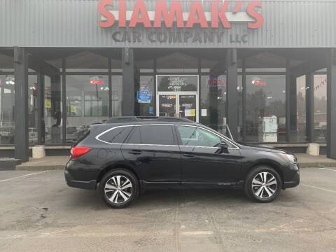 2019 Subaru Outback for sale at Siamak's Car Company llc in Salem OR