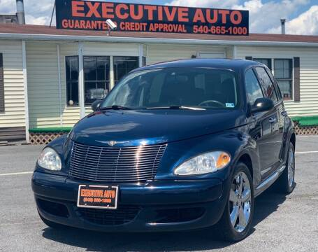 2003 Chrysler PT Cruiser for sale at Executive Auto in Winchester VA