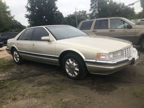 1997 Cadillac Seville for sale at AFFORDABLE USED CARS in Richmond VA