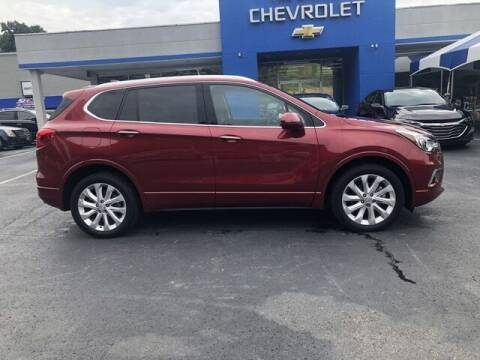 2017 Buick Envision for sale at Tim Short Auto Mall in Corbin KY