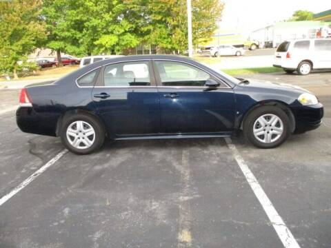 2010 Chevrolet Impala for sale at Pinnacle Investments LLC in Lees Summit MO