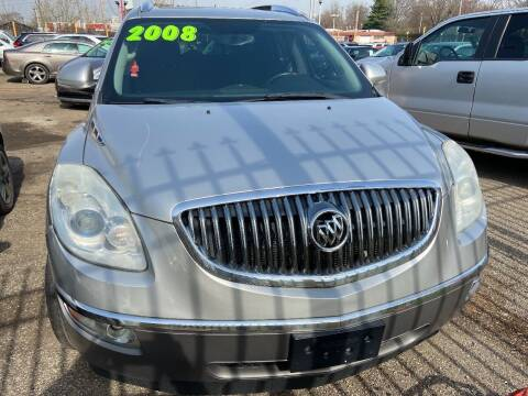 2008 Buick Enclave for sale at Automotive Center in Detroit MI