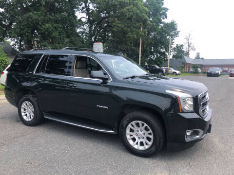 2016 GMC Yukon for sale at Chris Auto Sales in Springfield MA