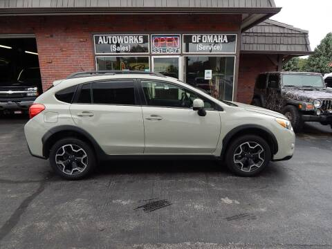 2014 Subaru XV Crosstrek for sale at AUTOWORKS OF OMAHA INC in Omaha NE