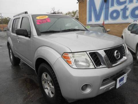 2009 Nissan Pathfinder for sale at Michael Motors in Harvey IL