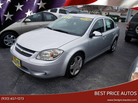 2010 Chevrolet Cobalt for sale at Best Price Autos in Two Rivers WI