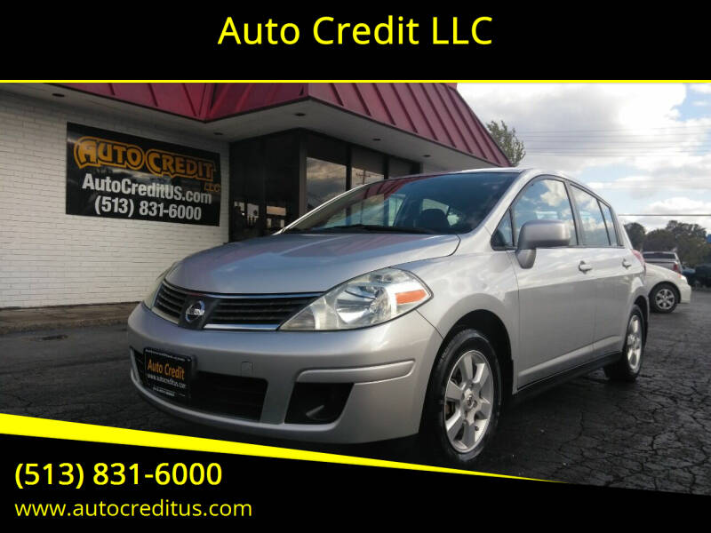 2009 Nissan Versa for sale at Auto Credit LLC in Milford OH