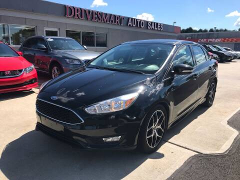 2015 Ford Focus for sale at DriveSmart Auto Sales in West Chester OH