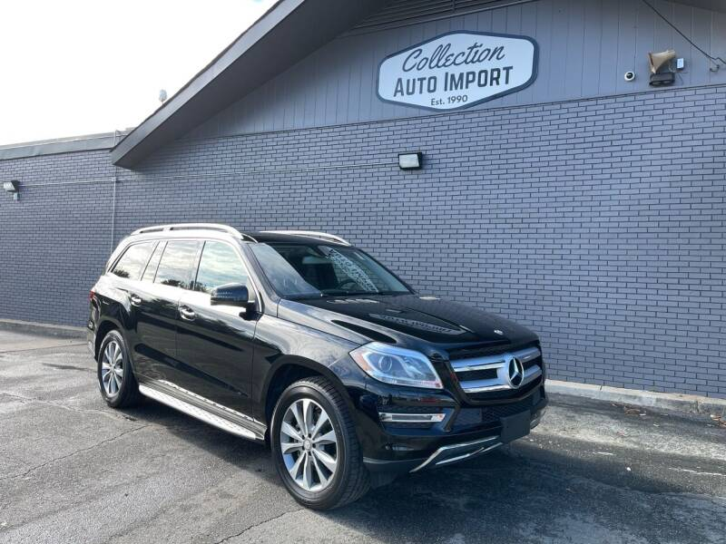 2014 Mercedes-Benz GL-Class for sale at Collection Auto Import in Charlotte NC
