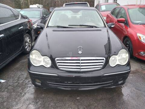 2007 Mercedes-Benz C-Class for sale at 390 Auto Group in Cresco PA