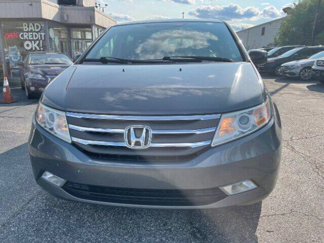 2013 Honda Odyssey for sale at A&R Motors in Baltimore MD