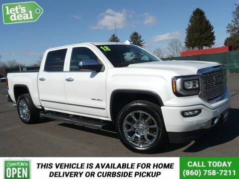 2018 GMC Sierra 1500 for sale at Shamrock Motors in East Windsor CT