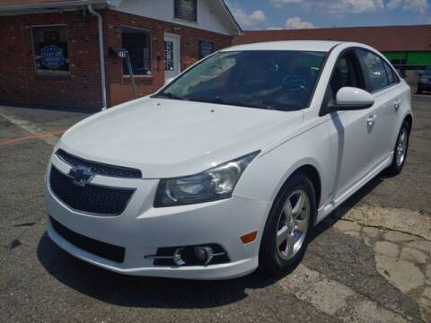 2012 Chevrolet Cruze for sale at L&M Auto Import in Gastonia NC