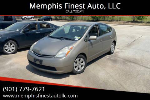 2009 Toyota Prius for sale at Memphis Finest Auto, LLC in Memphis TN