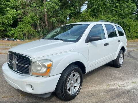 2005 Dodge Durango for sale at Affordable Dream Cars in Lake City GA
