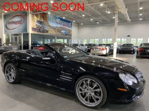 2003 Mercedes-Benz SL-Class for sale at Godspeed Motors in Charlotte NC