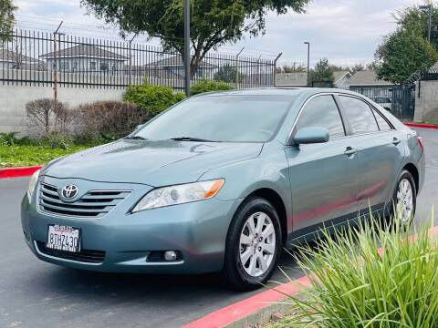 2007 Toyota Camry for sale at United Star Motors in Sacramento CA