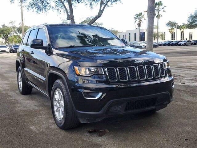 2018 Jeep Grand Cherokee for sale at Selecauto LLC in Miami FL