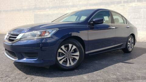 2015 Honda Accord for sale at AUTO FIESTA in Norcross GA