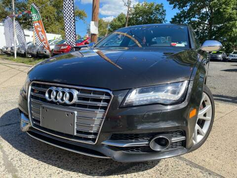 2015 Audi S7 for sale at Best Cars R Us in Plainfield NJ
