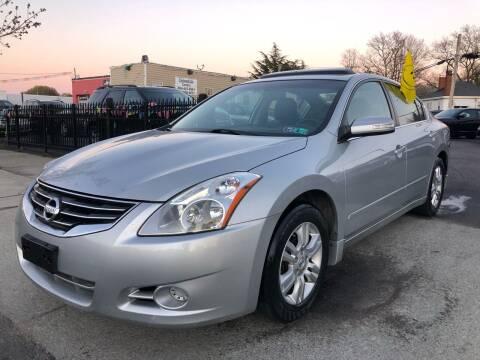 2012 Nissan Altima for sale at Crestwood Auto Center in Richmond VA