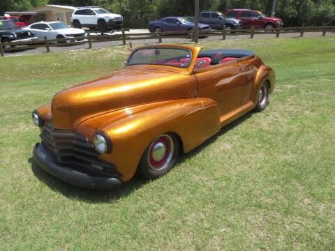 1947 Chevrolet Fleetline for sale at Ward's Motorsports in Pensacola FL