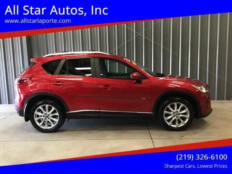 2015 Mazda CX-5 for sale at All Star Autos, Inc in La Porte IN