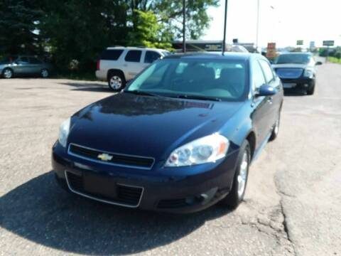 2011 Chevrolet Impala for sale at Affordable 4 All Auto Sales in Elk River MN