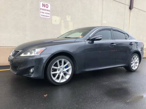 2011 Lexus IS 250 for sale at International Auto Sales in Hasbrouck Heights NJ