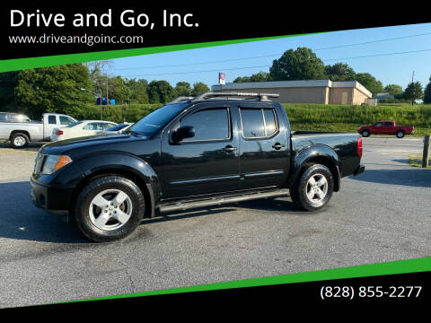 2006 Nissan Frontier for sale at Drive and Go, Inc. in Hickory NC