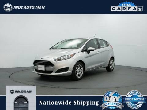 2015 Ford Fiesta for sale at INDY AUTO MAN in Indianapolis IN