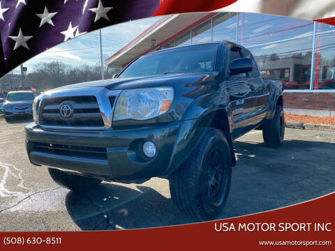 2010 Toyota Tacoma for sale at USA Motor Sport inc in Marlborough MA