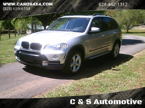 2008 BMW X5 for sale at C & S Automotive in Nebo NC