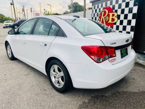2016 Chevrolet Cruze Limited for sale at www.rnbfinance.com in Dallas TX