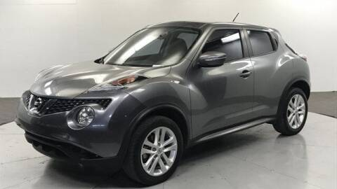 2017 Nissan JUKE for sale at Stephen Wade Pre-Owned Supercenter in Saint George UT