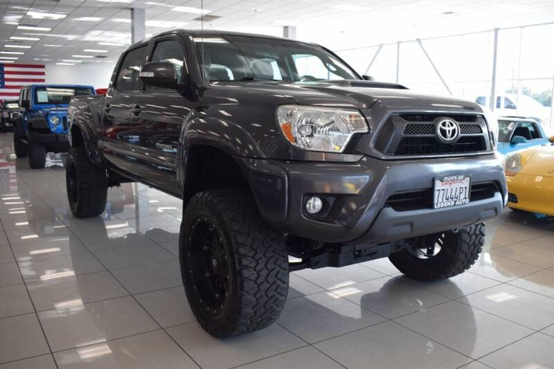 2014 Toyota Tacoma for sale at Legend Auto in Sacramento CA