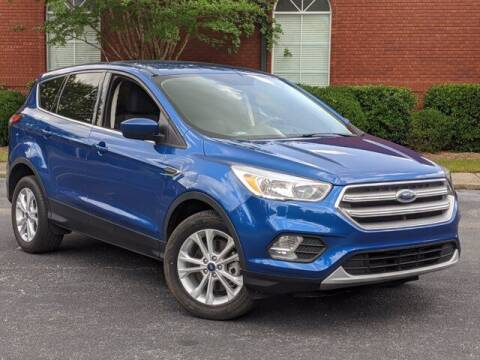 2017 Ford Escape for sale at Bratton Automotive Inc in Phenix City AL