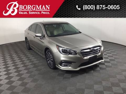 2018 Subaru Legacy for sale at BORGMAN OF HOLLAND LLC in Holland MI