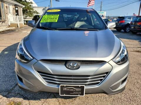 2015 Hyundai Tucson for sale at Cape Cod Cars & Trucks in Hyannis MA