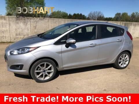 2016 Ford Fiesta for sale at BOB HART CHEVROLET in Vinita OK