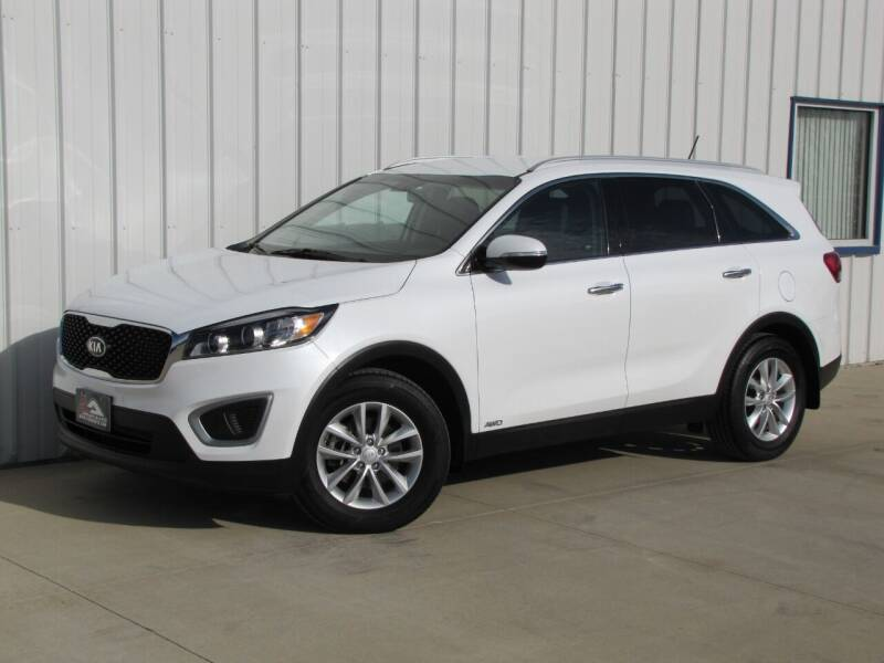 2017 Kia Sorento for sale at Lyman Auto in Griswold IA