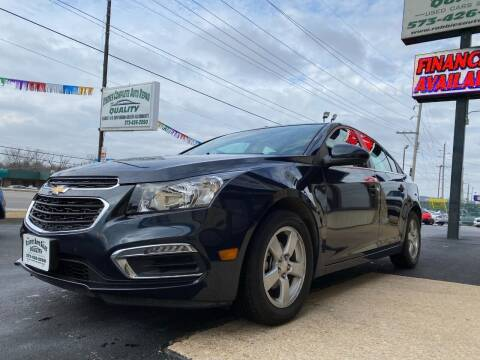 2016 Chevrolet Cruze Limited for sale at Robbie's Auto Sales and Complete Auto Repair in Rolla MO