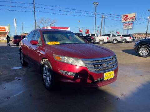 2010 Honda Accord Crosstour for sale at Russell Smith Auto in Fort Worth TX