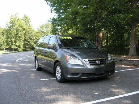 2010 Honda Odyssey for sale at RICH AUTOMOTIVE Inc in High Point NC