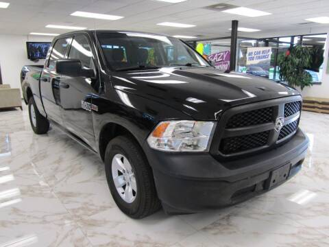 2014 RAM Ram Pickup 1500 for sale at Dealer One Auto Credit in Oklahoma City OK