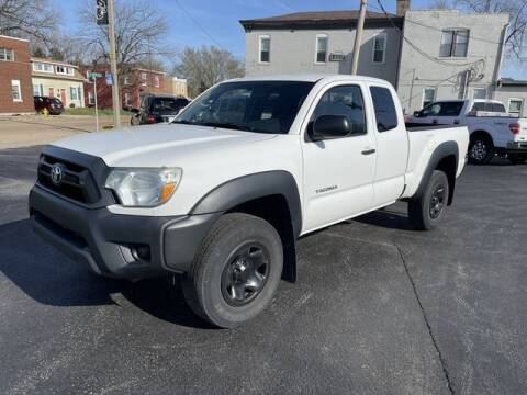 2014 Toyota Tacoma for sale at JC Auto Sales in Belleville IL