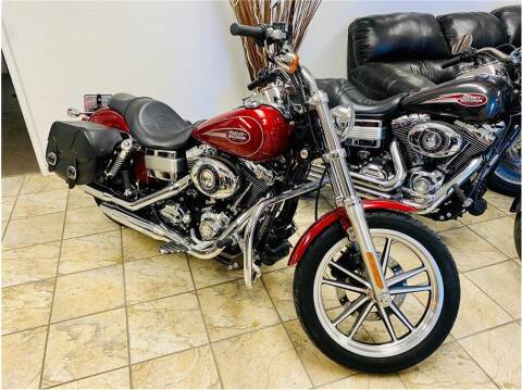 2007 HARLEY DAVIDSON Dyna Low Rider for sale at KARS R US in Modesto CA